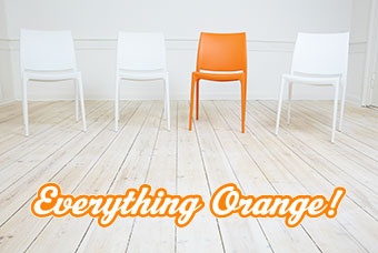 Everything Orange!